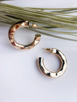 Bogota hoop earrings