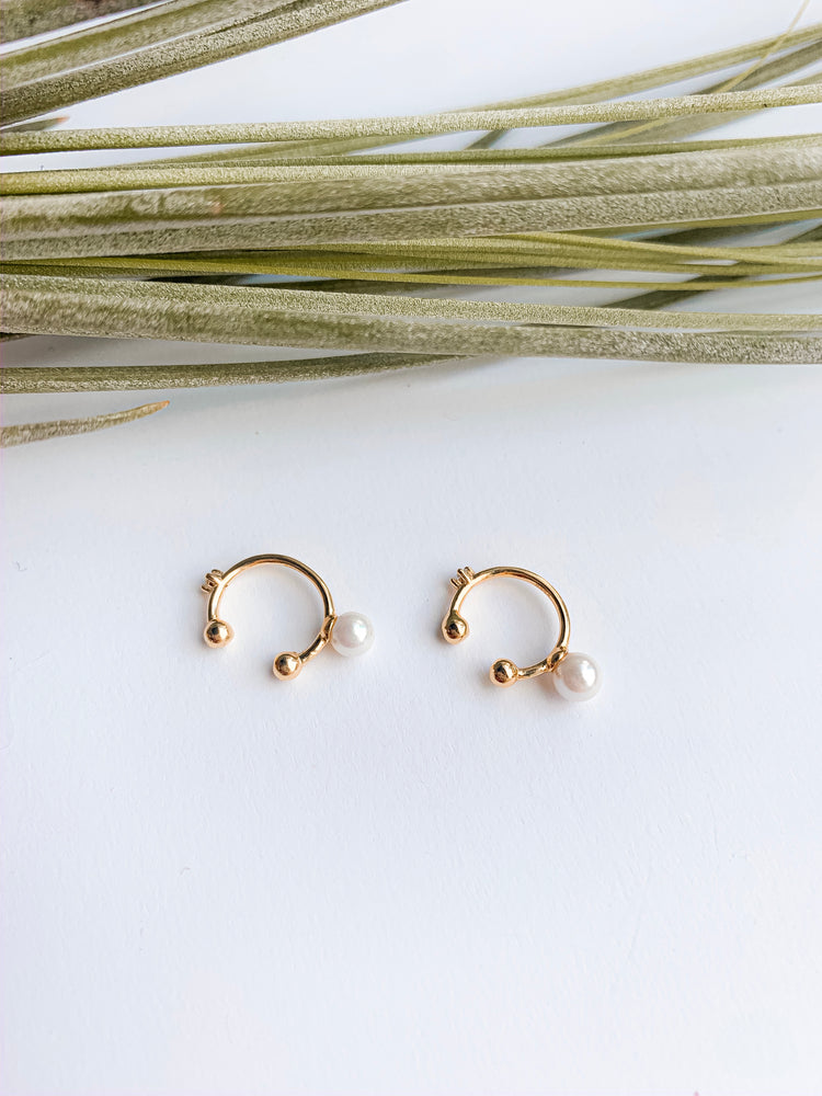 Mia ear cuff. SET OF 2