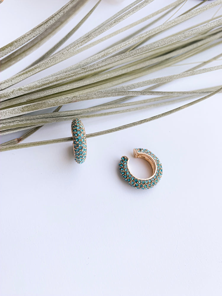 Marseille ear cuff set of 2