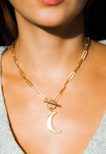 Faro Moon Necklace