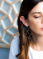 Amadora Star Earrings. More Colors
