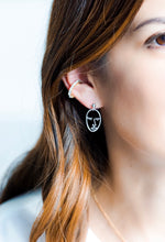 Faro ear cuff set of 2