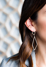 New York Drop Earrings