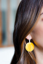 Dublin Drop Earrings. More Colors.