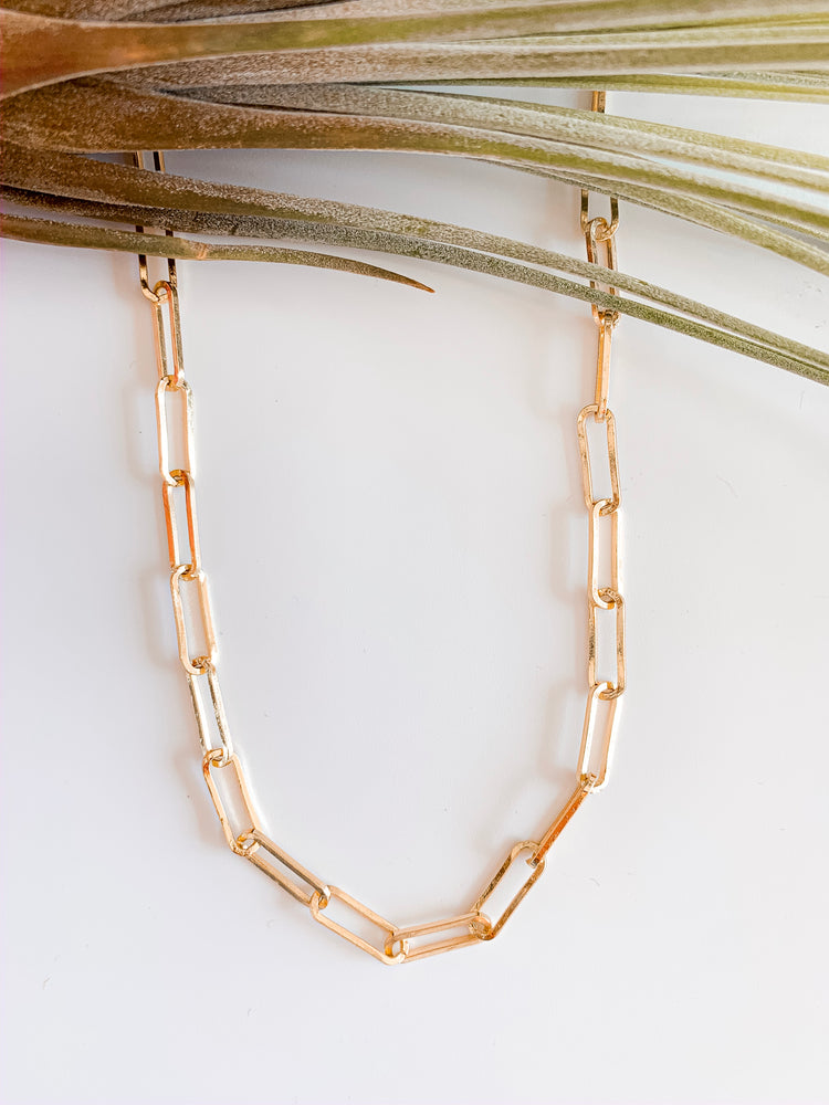 San Francisco Link Necklace