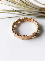 Bologna Hearth Stackable Bracelet