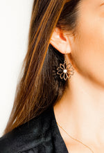 Basel drop earrings