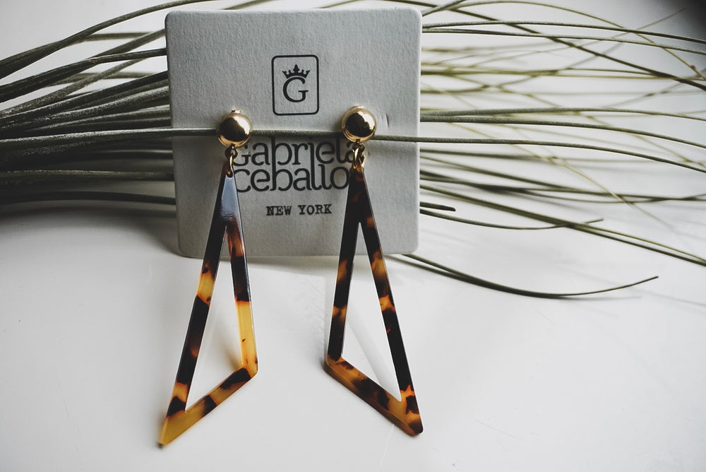 Candy Resin Drop Earrings