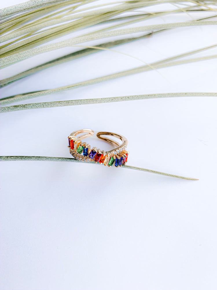 Elizabeth Adjustable ring