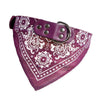 Funky Dog Bandana Collar