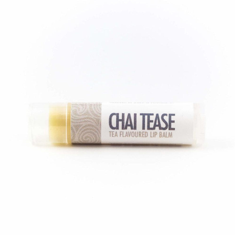 100% Natural Chai Tea Flavoured Lip Balm