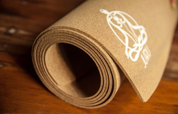 TTC Yoga Mat with 8 limbs print