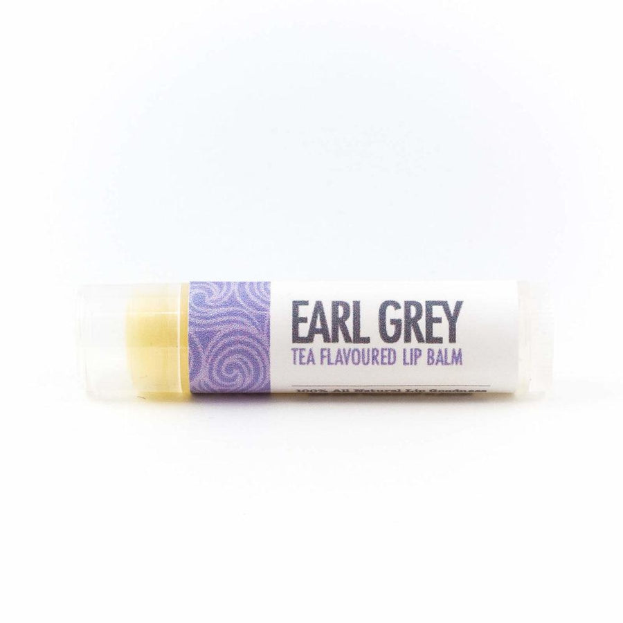 100% Natural Earl Grey Tea Flavoured Lip Balm