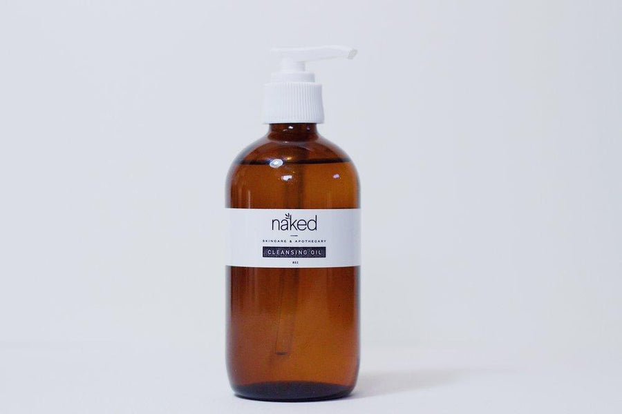 Hydrating Facial Oil Cleanser - Naked Skincare