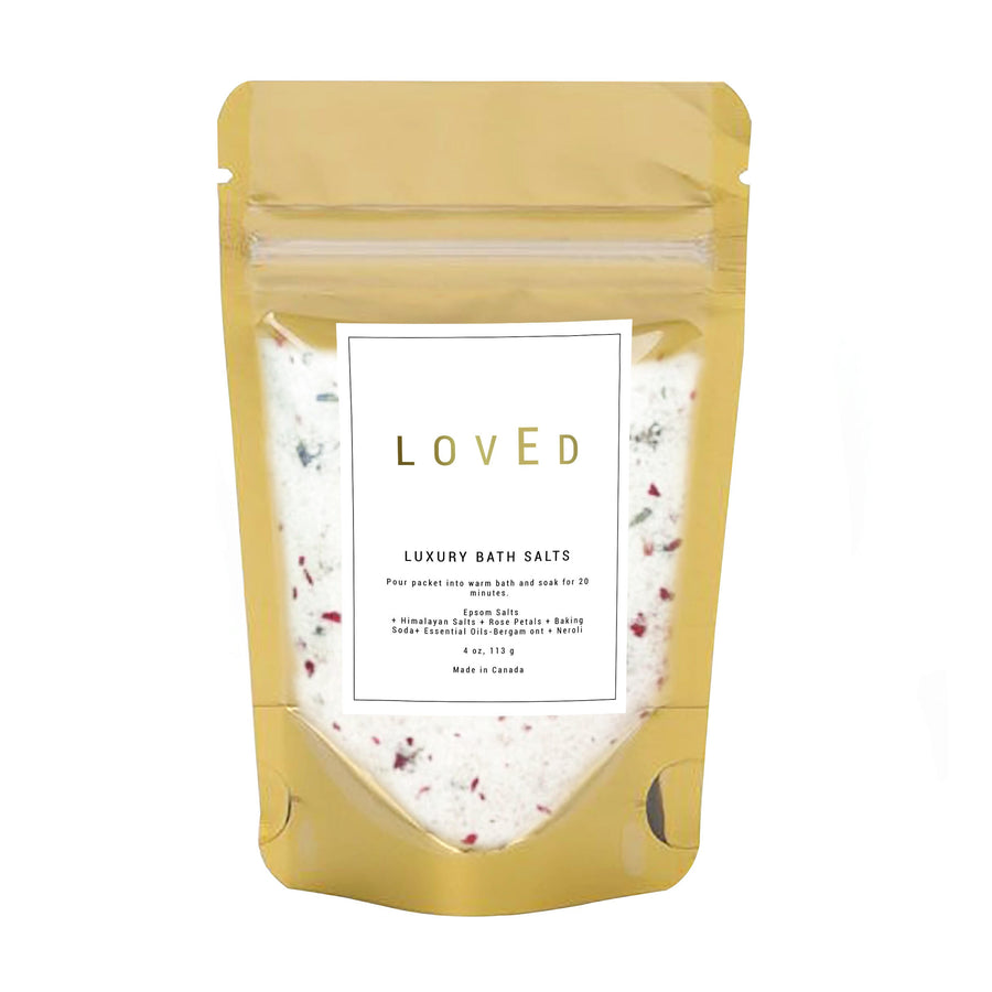 LovEd Bath Salts (3+1 Pack)
