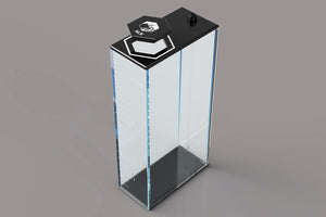 Stealth Tall Dosing Container