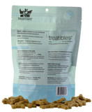 Treatibles CBD Dog Treats Blueberry & Cranberry for Large Pets Over 40lbs (45ct).
