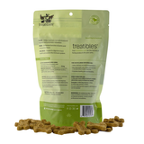 Treatibles CBD Dog Treats Turkey Hard Chews For Large Pets Over 40lbs (45ct).