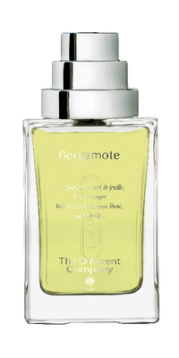 The Different Company Bergamote Eau de Toilette - Liquides Confidentiels