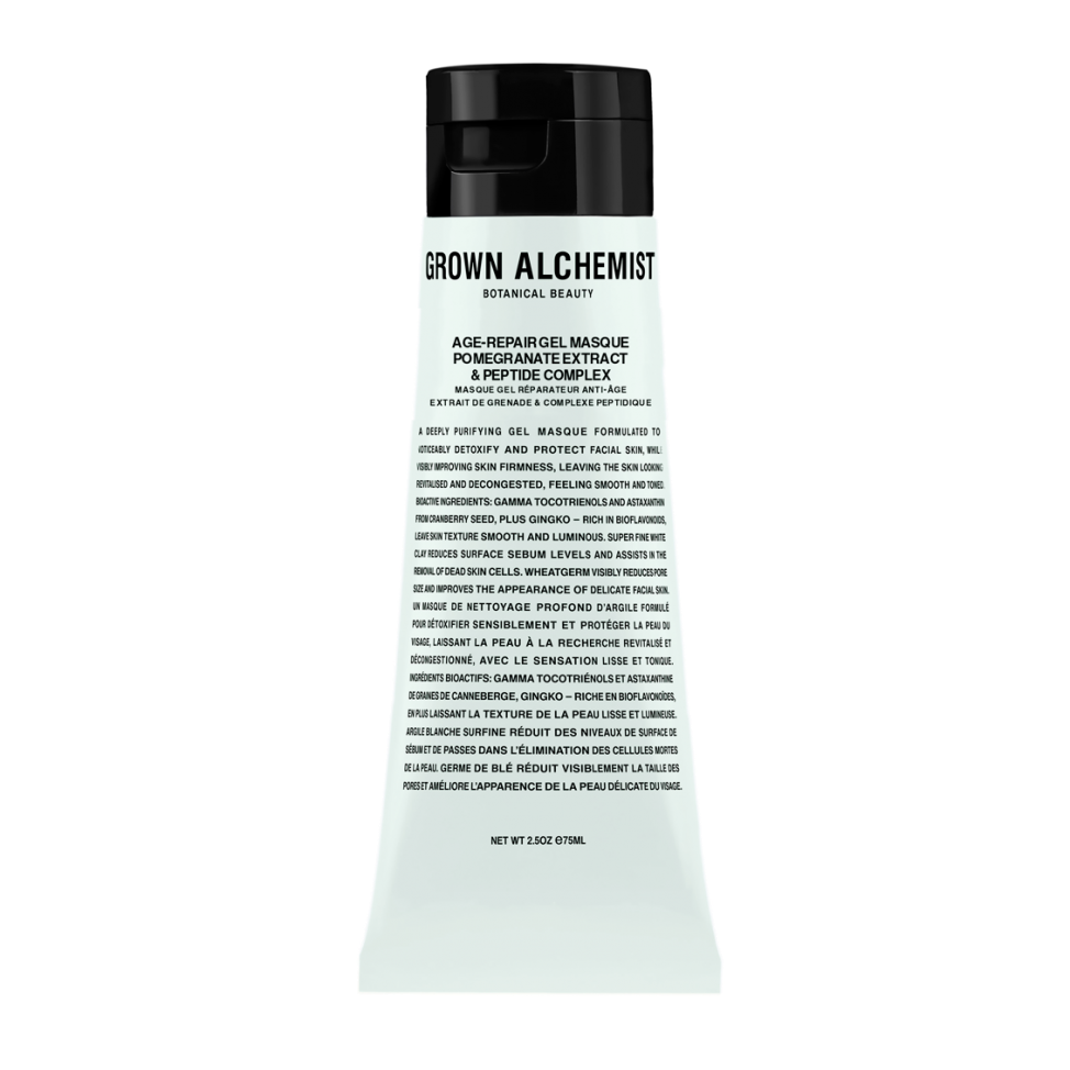 Grown Alchemist Masque anti-âge - Grenade & Complexe Peptidique - Liquides Confidentiels