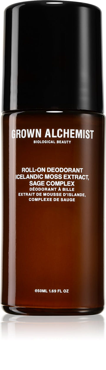 Grown Alchemist Déodorant roll on pour peaux sensibles