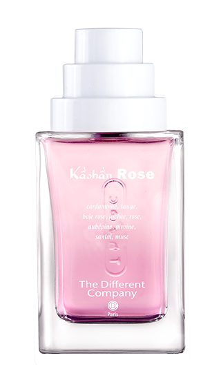 The Different Company Kâshân Rose Eau de Toilette - Liquides Confidentiels