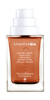 The Different Company Majaina Sin Eau de Parfum - Liquides Confidentiels