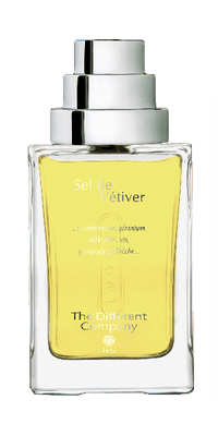The Different Company Sel de Vétiver Eau de Parfum - Liquides Confidentiels