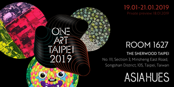 ASIAHUES AT ONE ART TAIPEI 2019