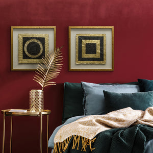 Golden Luxury (Set of 3)