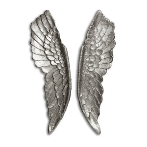 Angel Wings Wall Accent - Large