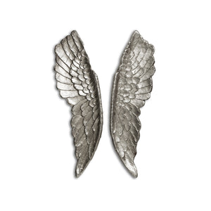 Angel Wings Wall Accent - Small