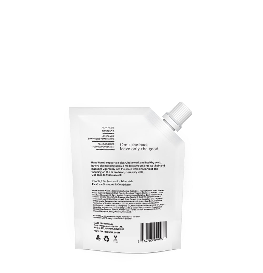 HEAD SCRUB - 150mL