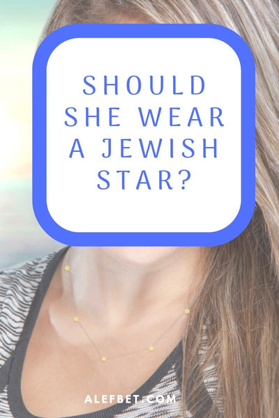 Should My Child Wear a Star of David?
