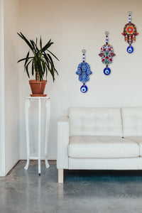 hamsa wall decor for the home