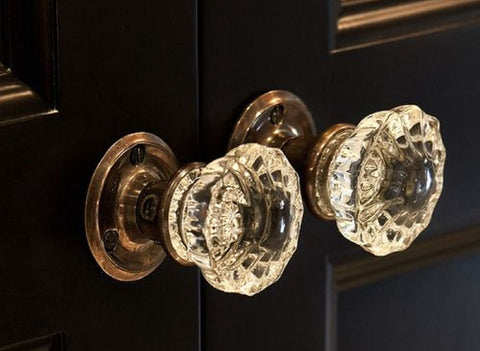 doorknob displays
