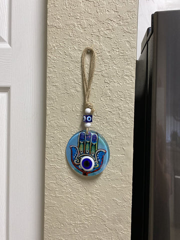 fish amulet for the home