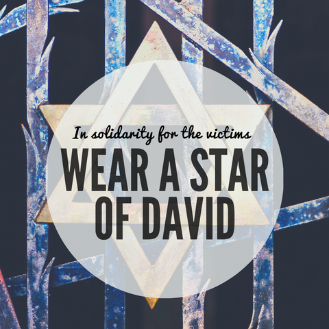 wear a star in solidarity