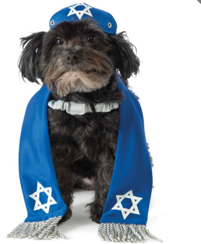 ugly dog hanukkah clothing