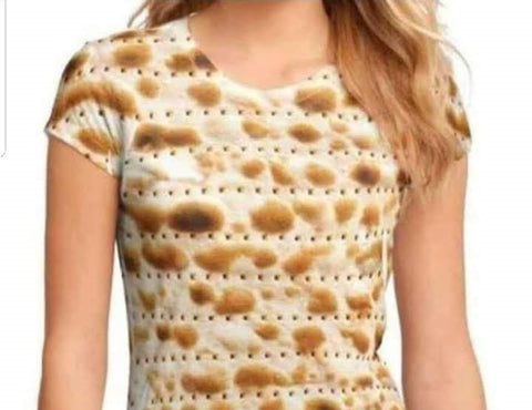 matzah passover clothing