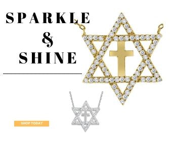 cross and star necklaces