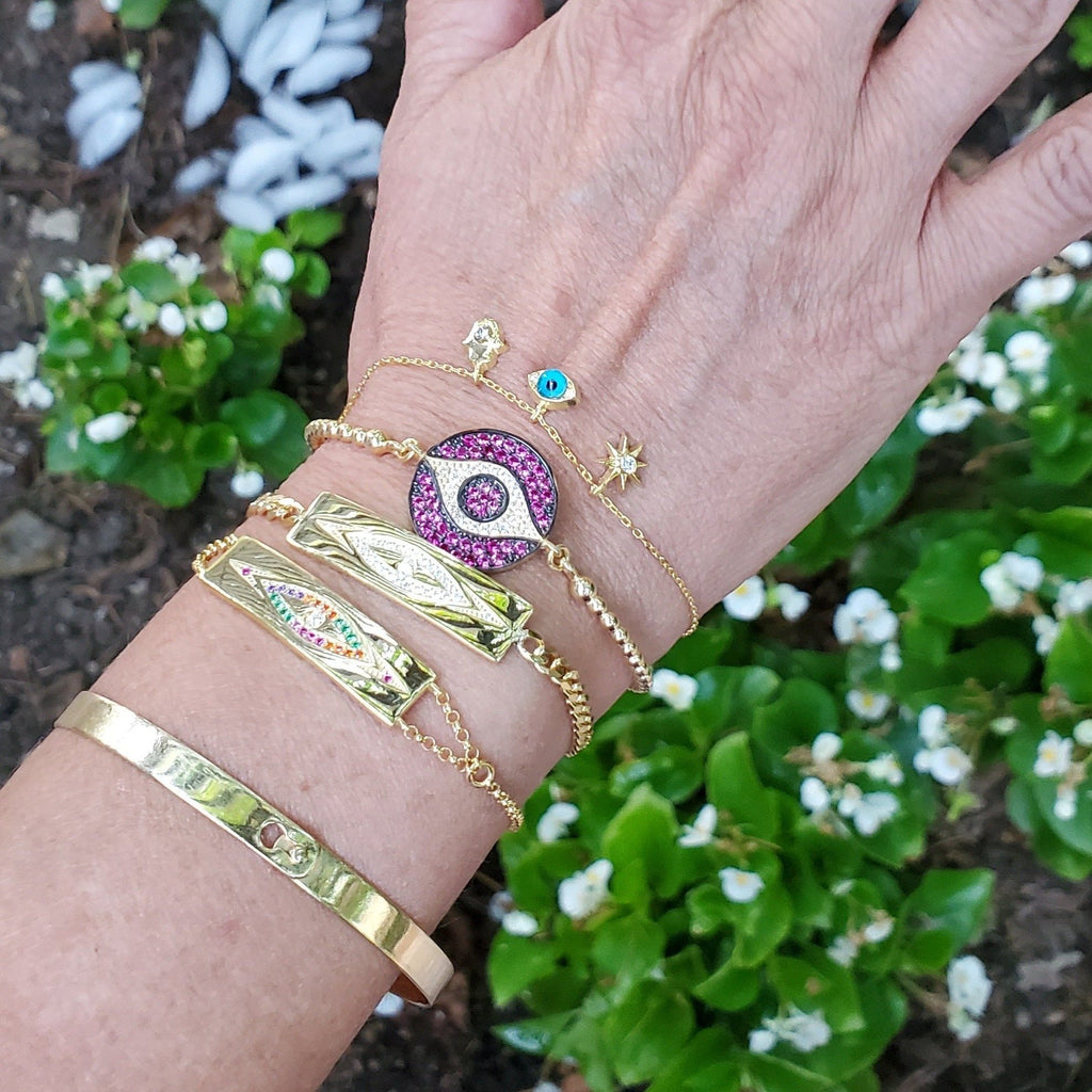 arm party amulet collection