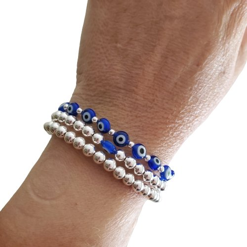 evil eye bracelet for everyday