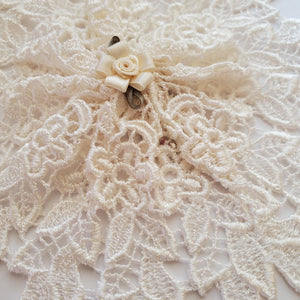jewish head covering lace