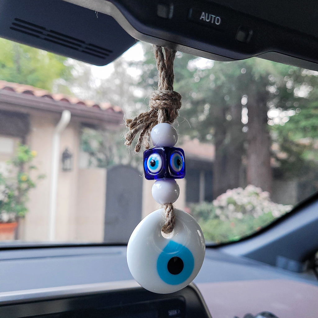 evil eye charm for the car