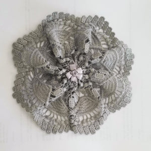 grey women kippah