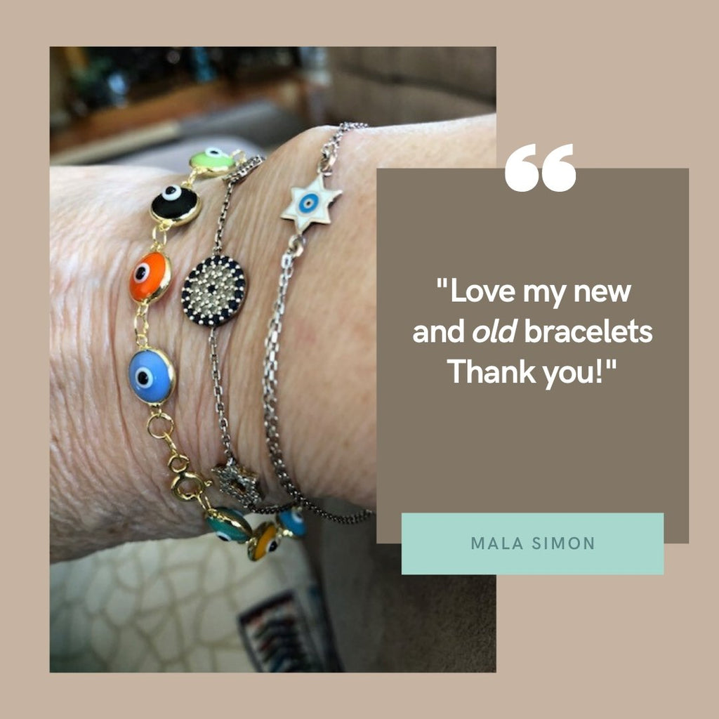 customer review for bracelet