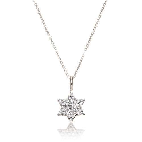 JUDAIC NECKLACE | ALEF BET JEWELRY