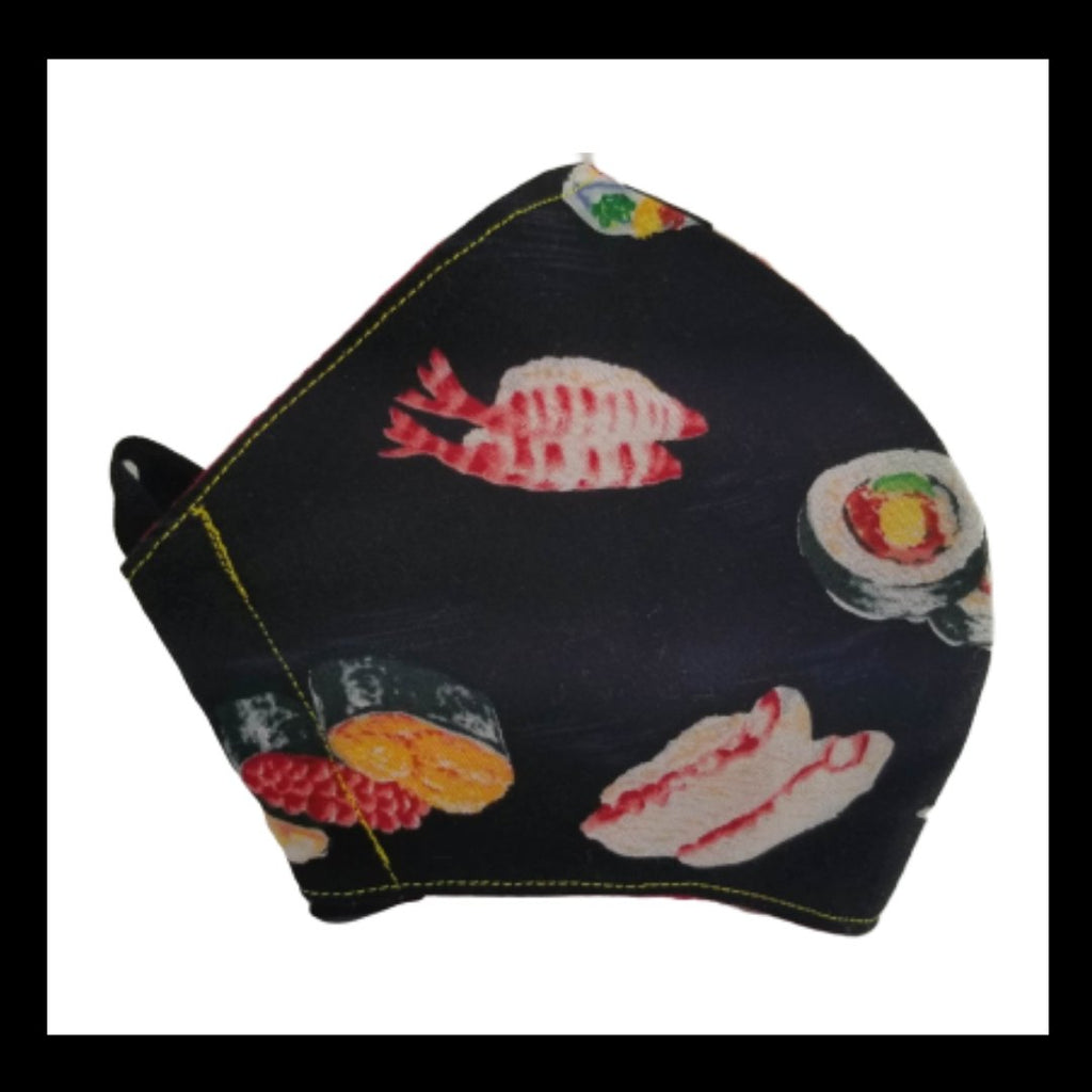 MASK FOR SUSHI LOVERS