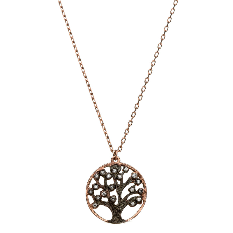 tree necklace
